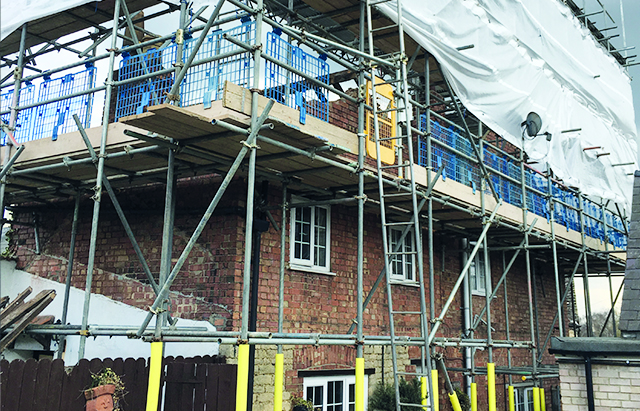 Total Renovation and Loft Conversion